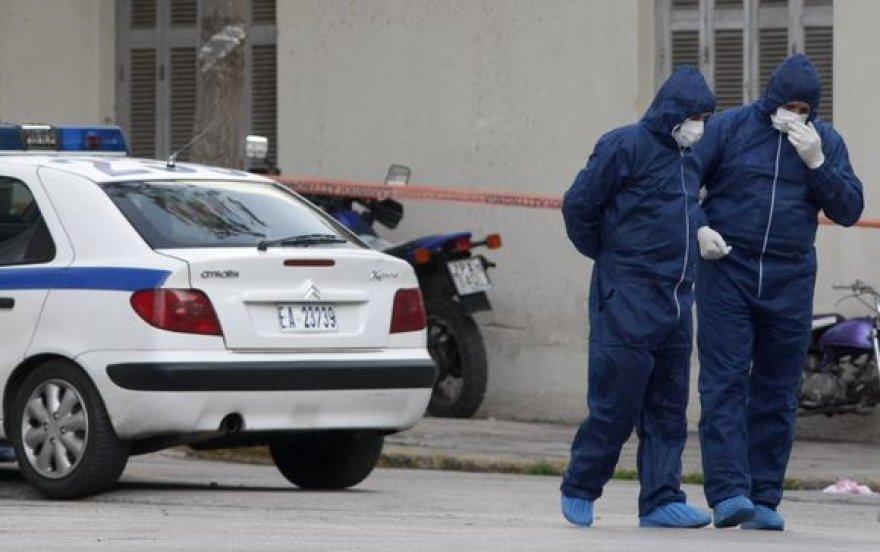 Pareigūnai ieško įkalčių aplink atakuotą policijos nuovada.