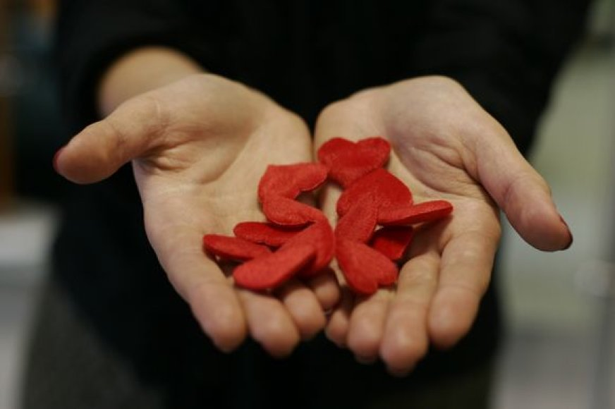 Šv. Valentino dieną kauniečiai kviečiami praleisti ne namuose.