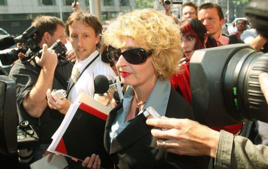 Brendano Sokaluko advokatė Helena Spowart.