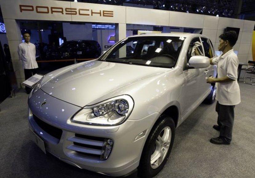 """Automobilis """"Porsche Cayenne"""""""