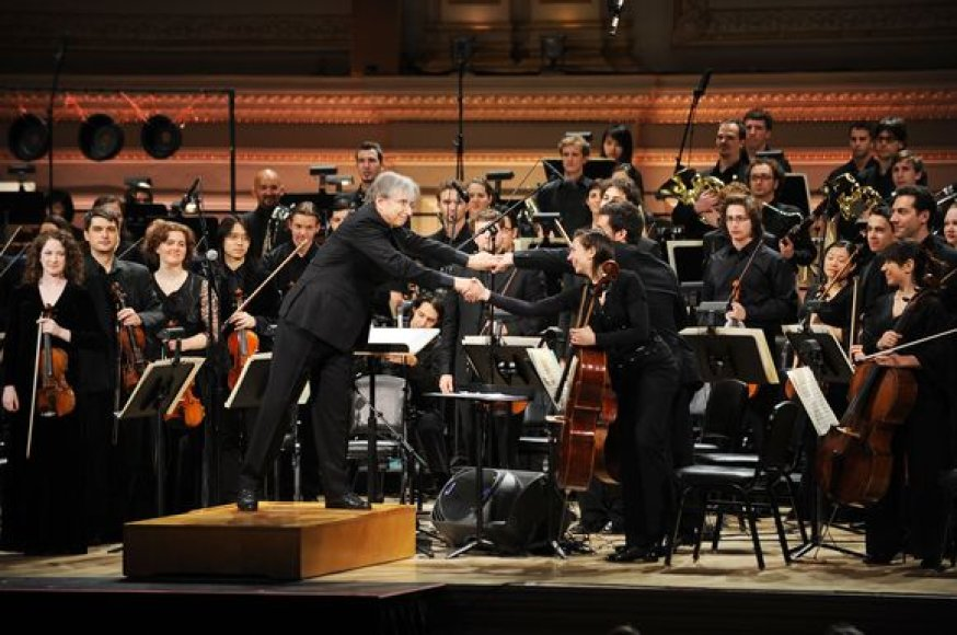 "Koncertas ""Carnegie Hall"""