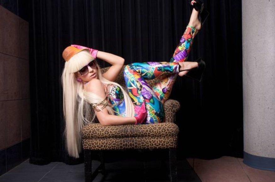 Lady Gaga tvirtina, kad jos vienatvę praskaidrina vibratorius.