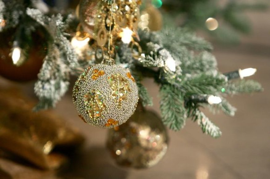 Kalėdų eglutę Estijoje galima nusipirkti internetu arba telefonu.