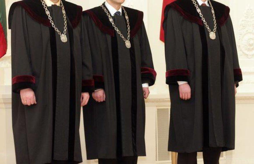 Teisėjai