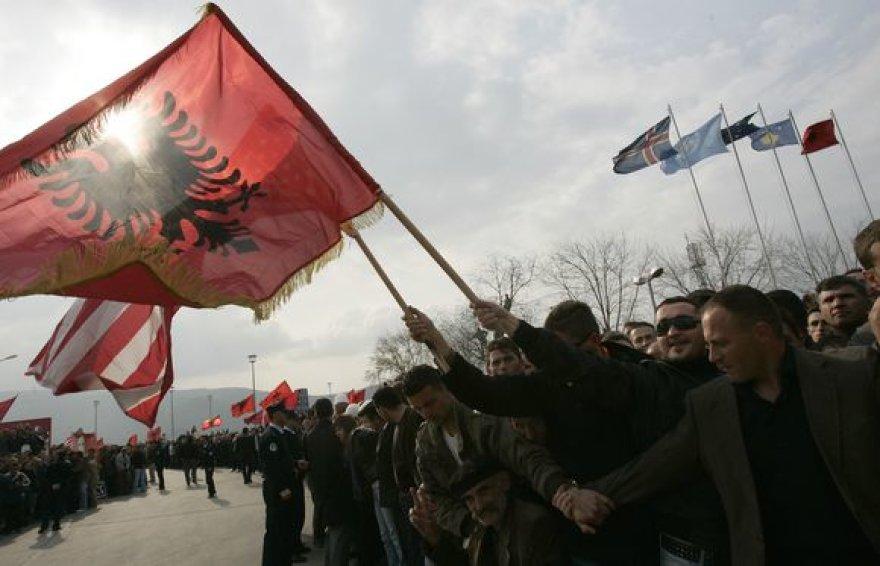 Kosovo vėliava