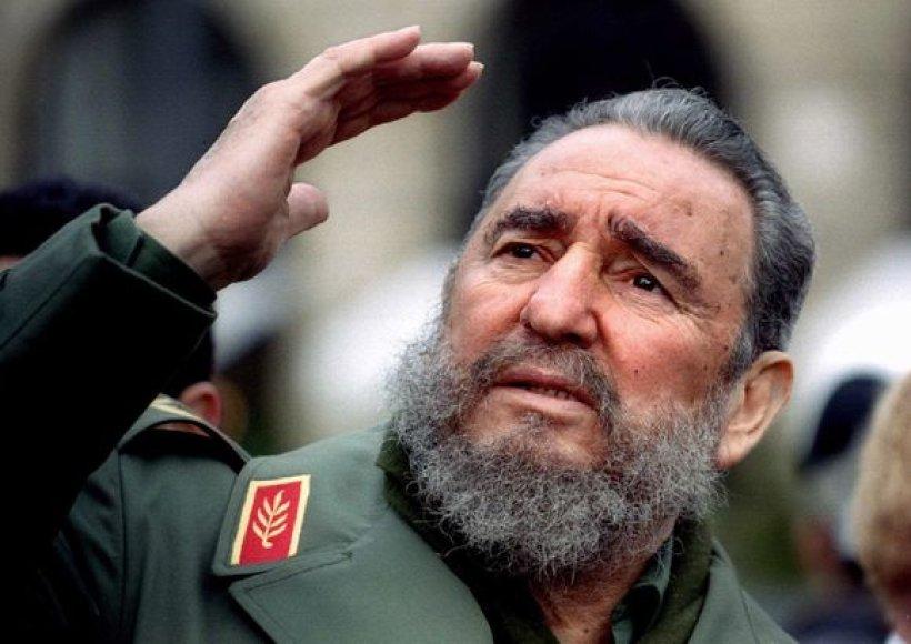 Fidelio Castro