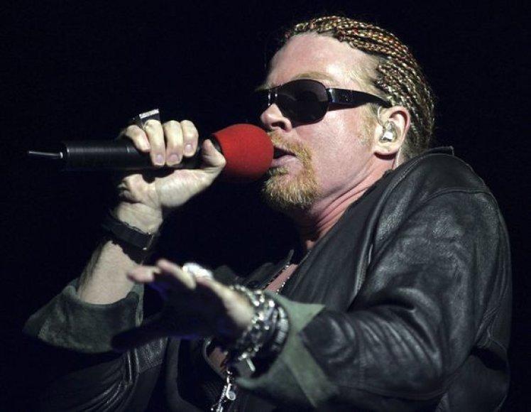 """""""Guns N' Roses"""" vokalistas"""