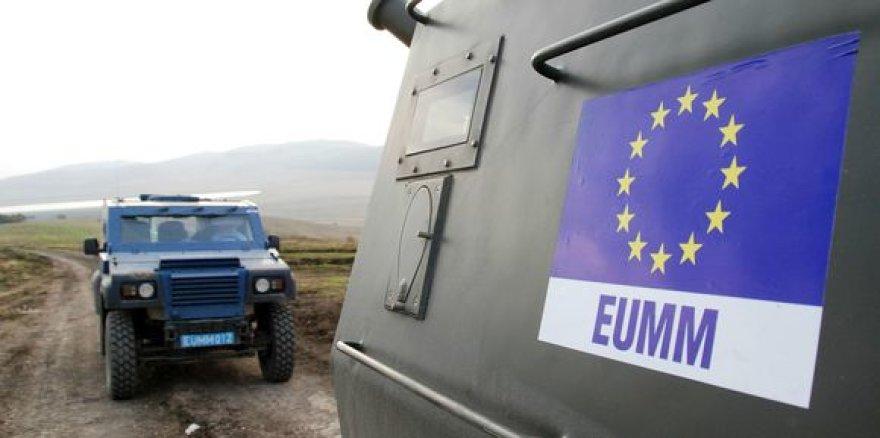 Gruzijoje dirbantys ES stabėtojai negali patekti į Pietų Osetijoją ir Abchazijoją