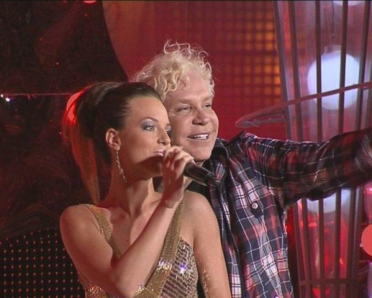 Borisas Moisejevas ir Evelina Anusauskaitė