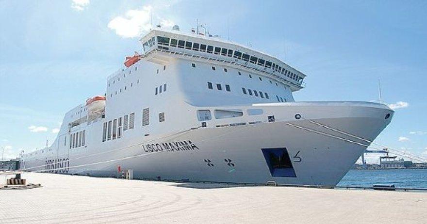 """Keltas """"Lisco Maxima"""" suteikių naujų galimybių laivybos kompanijai."""
