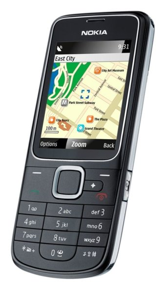 """Nokia 2710 Navigation Edition"" telefonas"