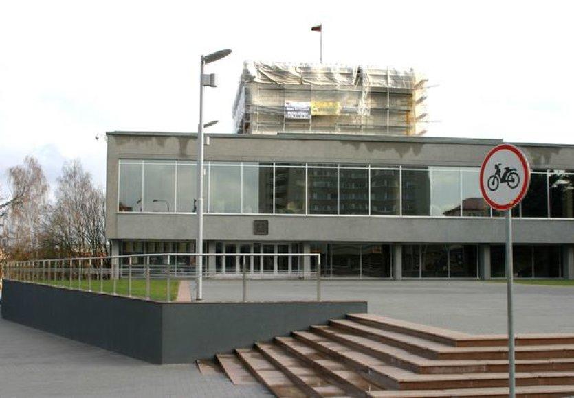 Panevėžio J.Miltinio dramos teatras