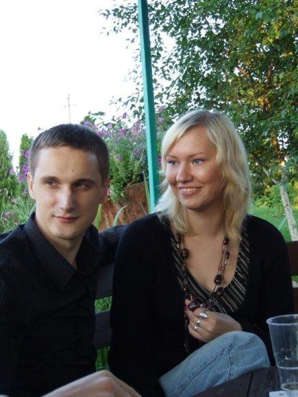 Kristina ir Tomas