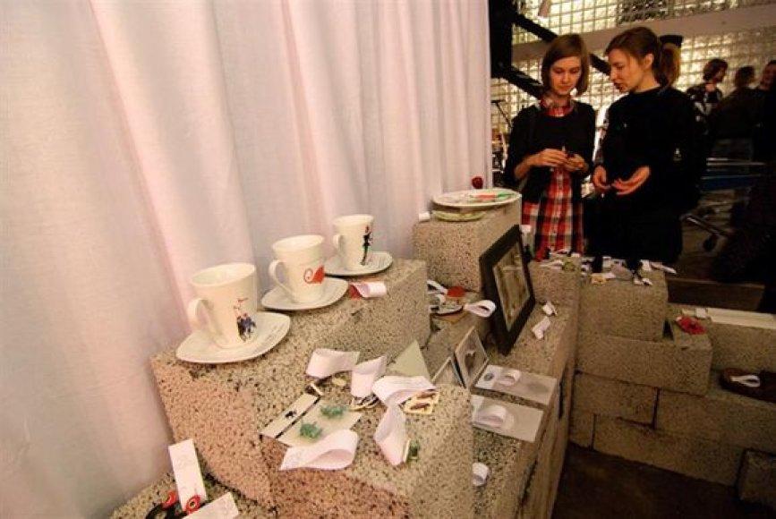 """""""Neparduotuvėje"""" galima rasti gausybę Lietuvos dizainerių kurtų mielų daikčiukų."""