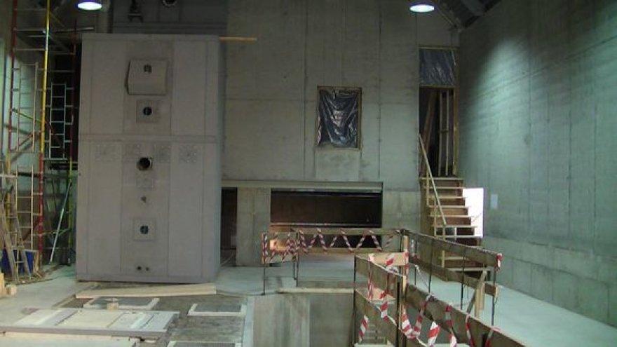 Krematoriumo statybos