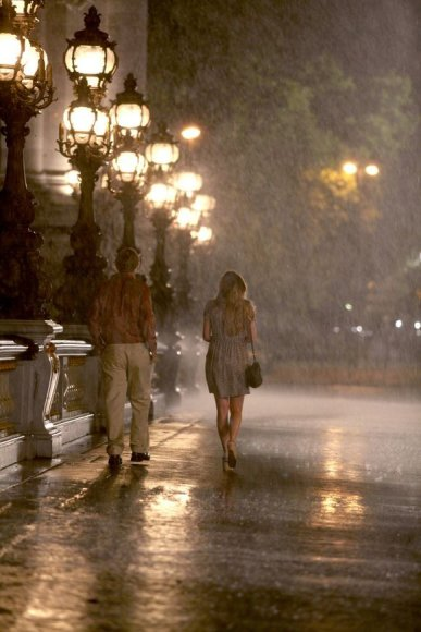 """""""Vidurnaktis Paryžiuje"""""""