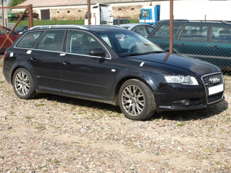 "Vogta ""Audi A4"""
