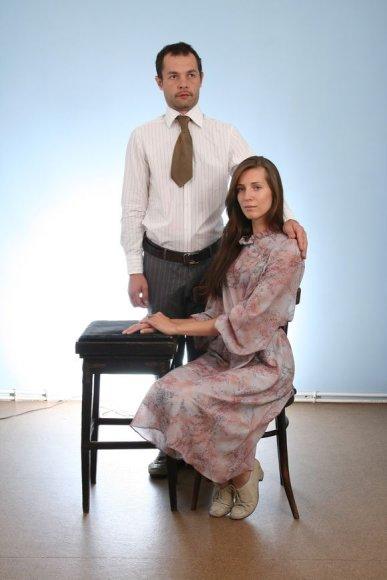 Darius Gumauskas ir Judita Zareckaitė