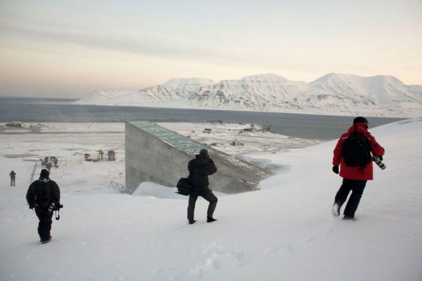 Mokslininkai kuria bazes ant storiausių ir didžiausių ledo lyčių