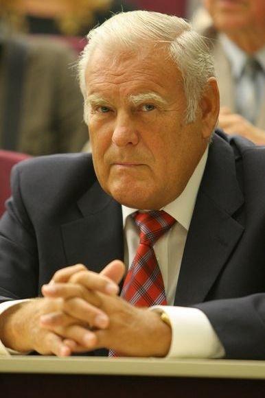 Lietuvos pramonininkų konfederacijos vadovas Bronislovas Lubys