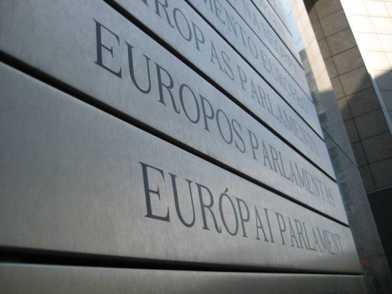 Nors Europos Parlamentas – Briuselyje, moksleiviai gilinosi į jo veiklą Klaipėdoje.