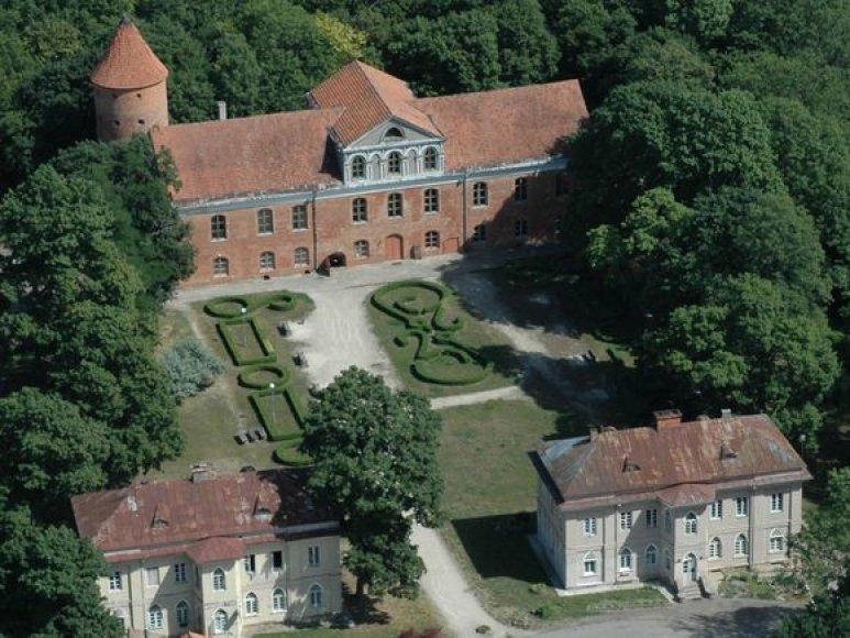 Raudondvario pilis per ateinančius trejus metus pasikeistų neatpažįstamai.