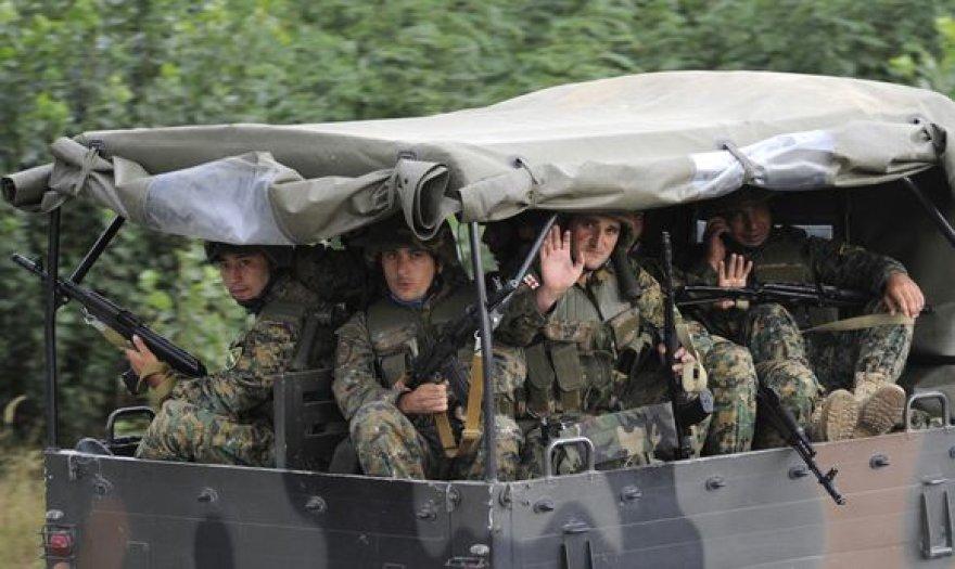 Konfliktas Osetijoje
