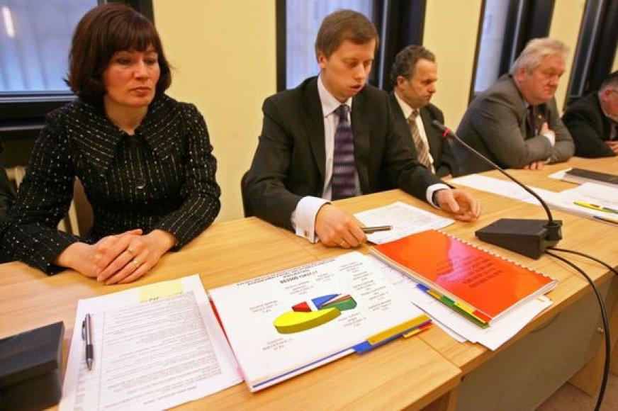 Kauno miesto valdžia patvirtino 2010 m. savivaldybės biudžetą