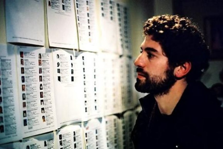 """Ketvirtadienį M.Žilinsko dailės galerijoje bus rodomas M.Martinso filmas """"Alice"""", atskleidžiantis kitokią Lisaboną."""
