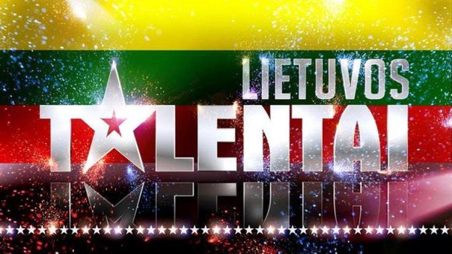 "Laidos ""Lietuvos talentai"" logotipas"