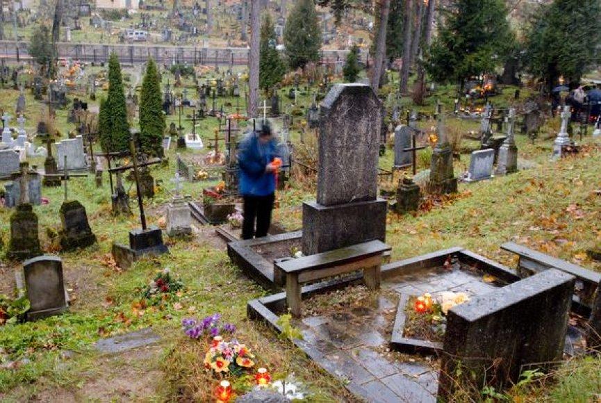 Rasų kapinės Vilniuje