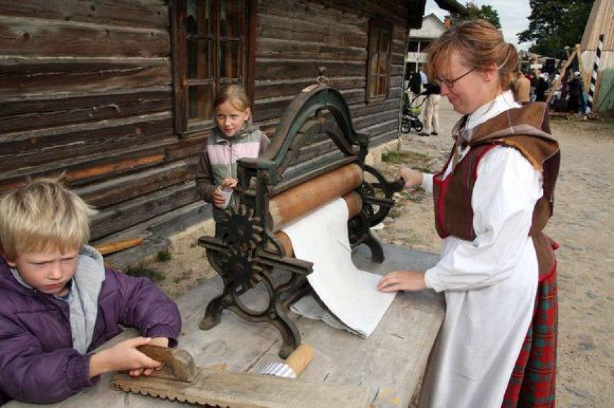 Baltų kultūros festivalis Rumšiškėse