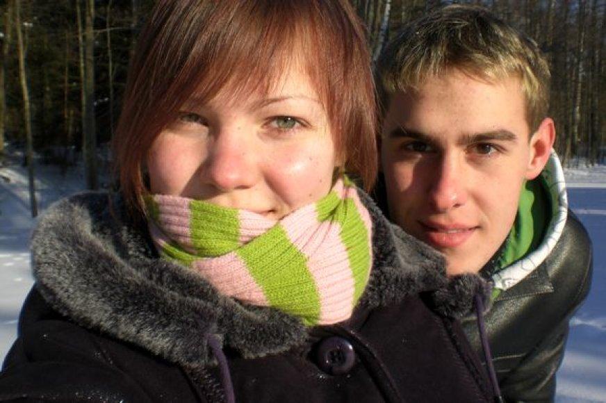 Justina ir Marius