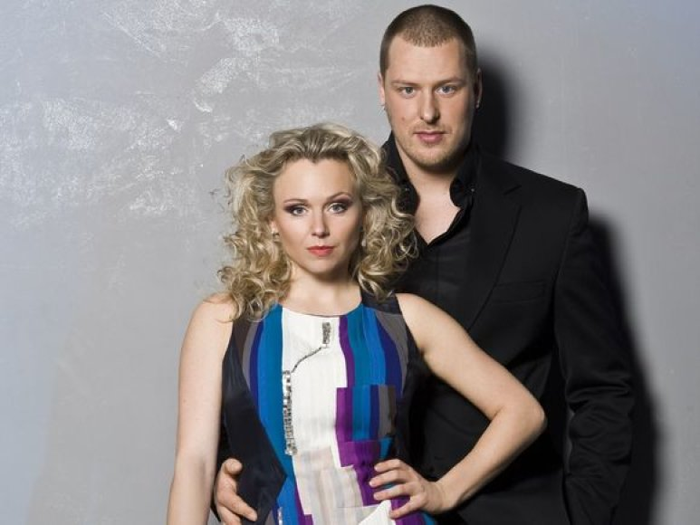 Violeta ir Vilius Tarsovai