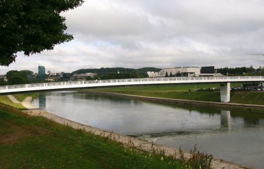 Baltasis tiltas Vilniuje