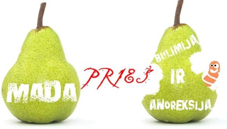 """""""Mada prieš Anoreksiją ir Bulimiją"""""""
