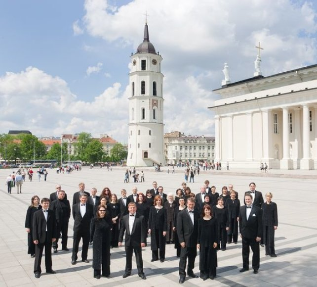 "Valstybinis choras ""Vilnius"""