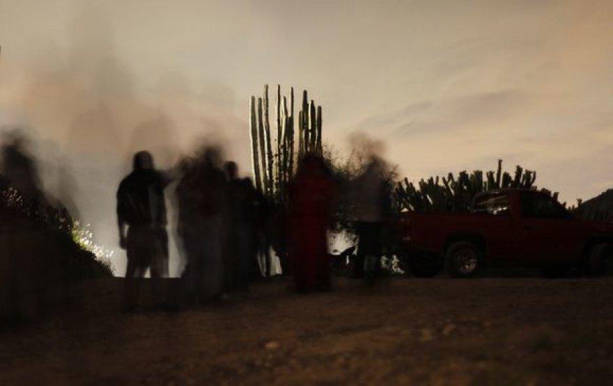 Asociatyvinė nuotrauka. Per trumpesnį nei savaitė laikotarpį Meksikoje buvo nužudyti daugiau nei šimtas žmonių.