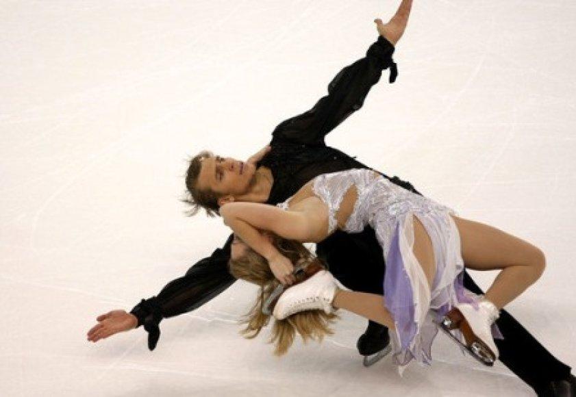 Katherine Copely ir Deividas Stagniūnas