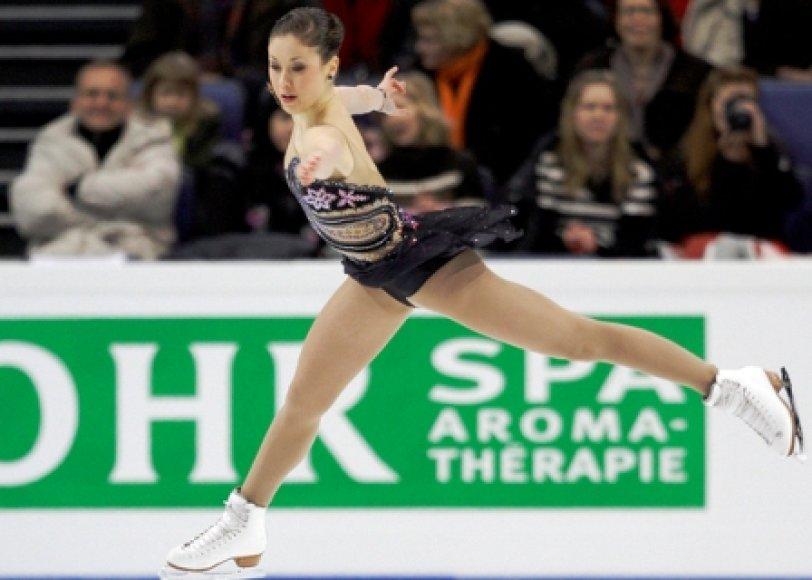 Europos čempionė – Laura Lepisto