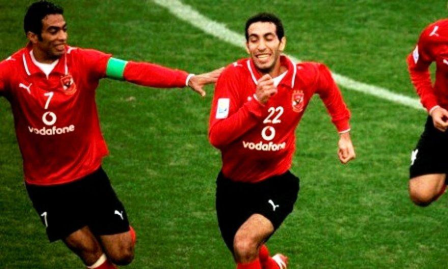 Populiariausiu i6rinktas egiptietis Mohamedas Aboutrika