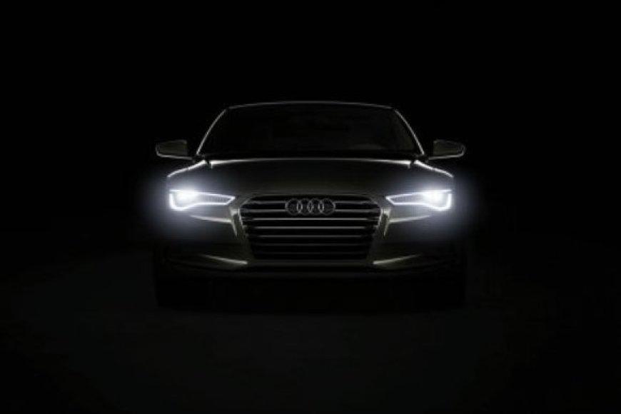 """Audi"" įveikė BMW ir ""Mercedes-Benz"""