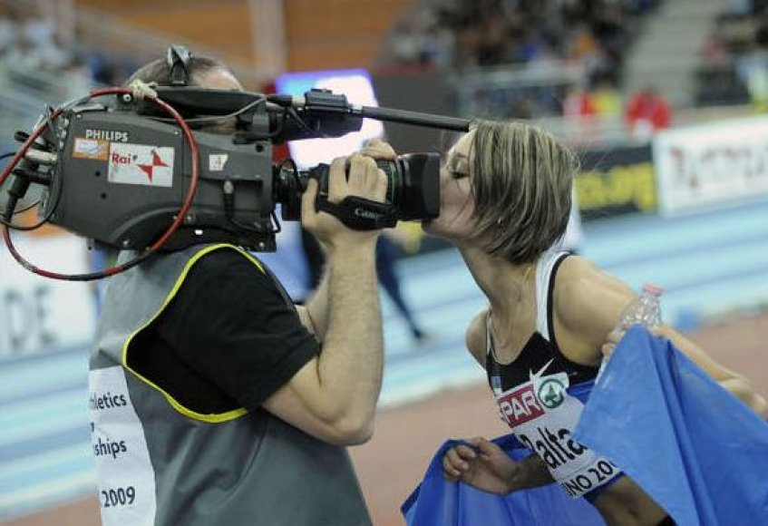 Estė Ksenija Balta – Europos čempionė