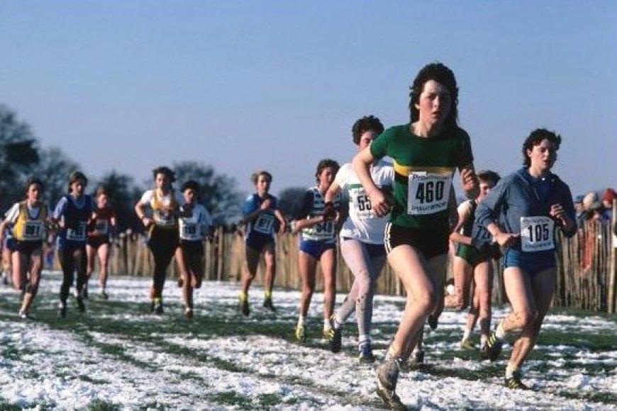 Galbūt tokie vaizdai netrukus taps žiemos olimpiadų kasdienybe?