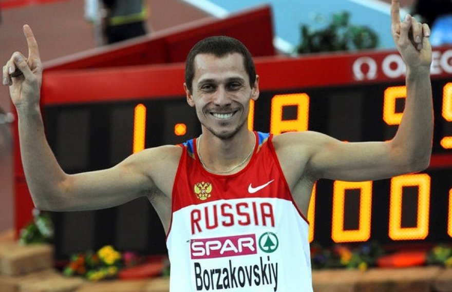 Jurijus Borzakovskis