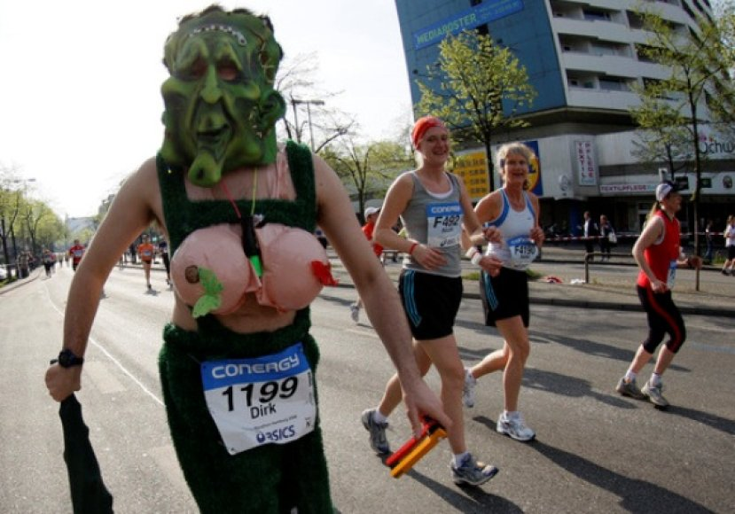 Hamburgo maratonas – 2008