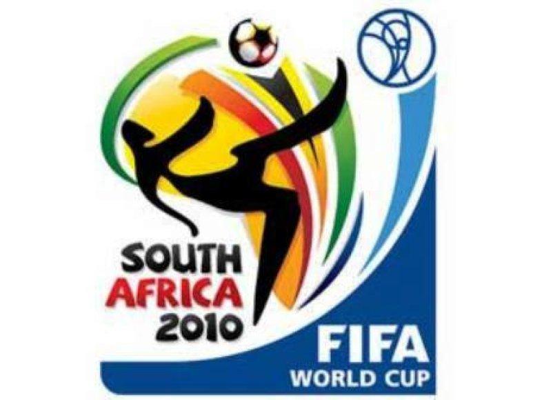 2010 pasaulio futbolo čempionatas vyks Pietų Afrikos Respublikoje