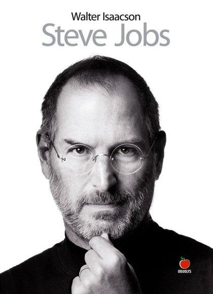 """Oficiali """"Steve Jobs"""" biografija"""
