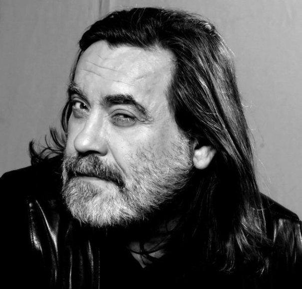 Aktorius ir režisierius Kostas Smoriginas
