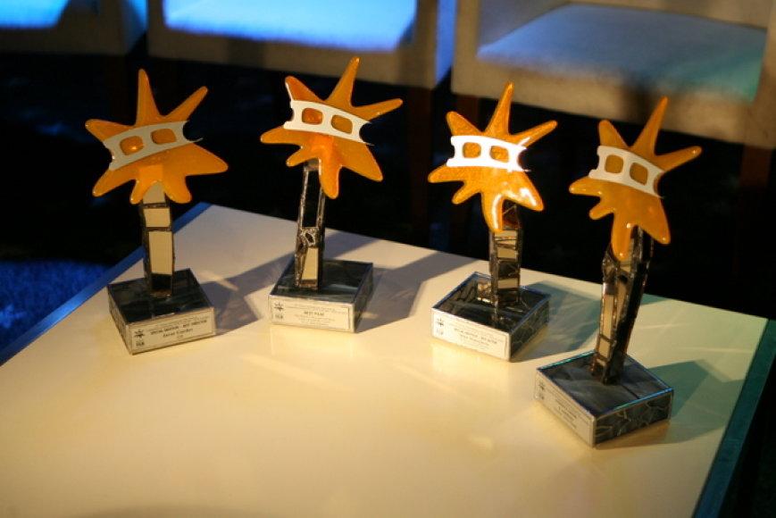 Kino pavasario filmų apdovanojimų statulėlės